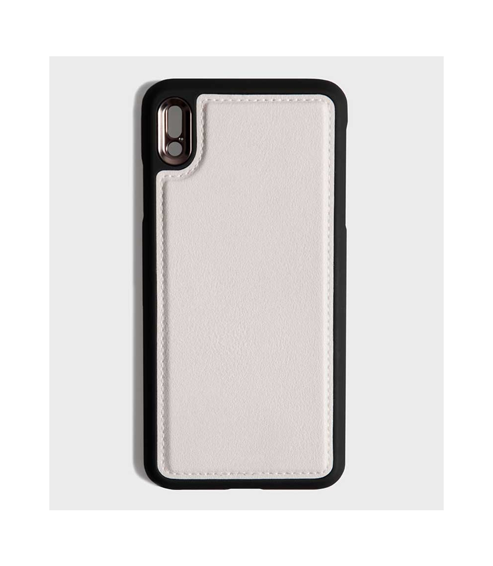 MAGNETIC MOBILE CASE IPHONE  XS MAX , Cold Offwhite