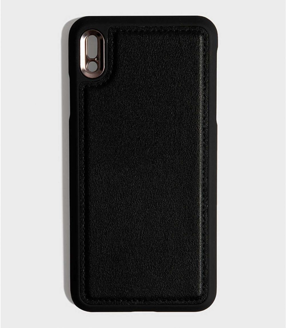 MAGNETIC MOBILE CASE IPHONE  XS MAX , Black