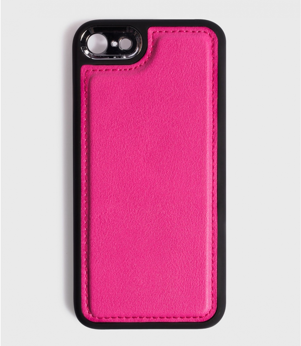 MAGNETIC MOBILE CASE IPHONE 6/6S, 7/7S, 8/8S , Punch Pink