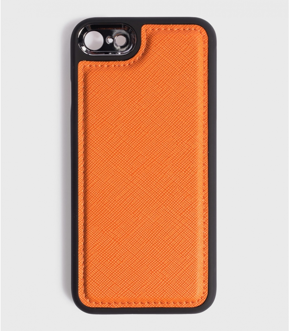 MAGNETIC MOBILE CASE IPHONE 6/6S, 7/7S 8/8S , Orange