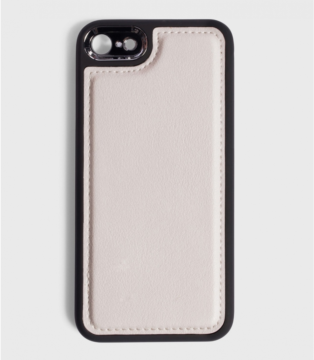 MAGNETIC MOBILE CASE IPHONE 6/6S, 7/7S, 8/8S , Cold Offwhite