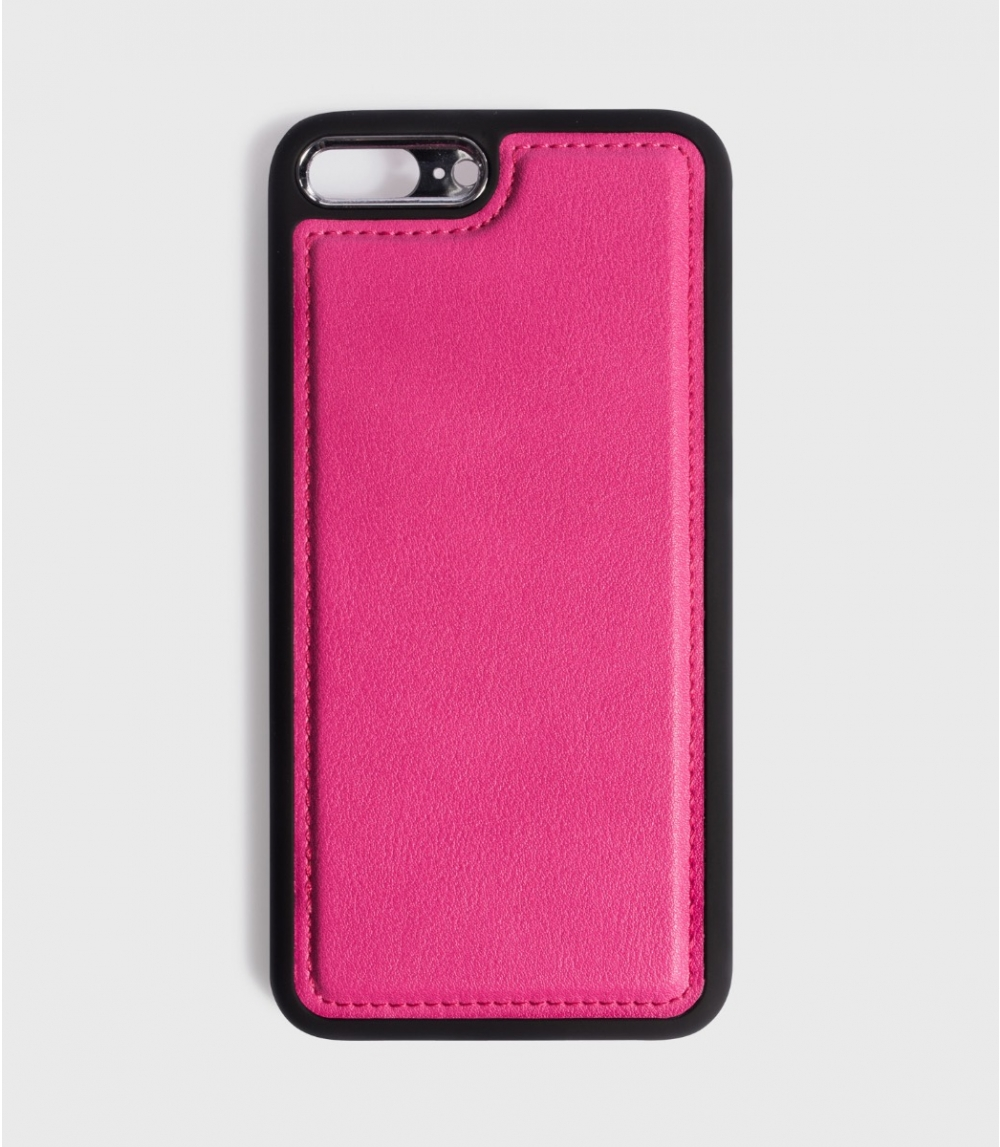 MAGNETIC MOBILE CASE IPHONE 7PLUS / 8PLUS, Punch Pink