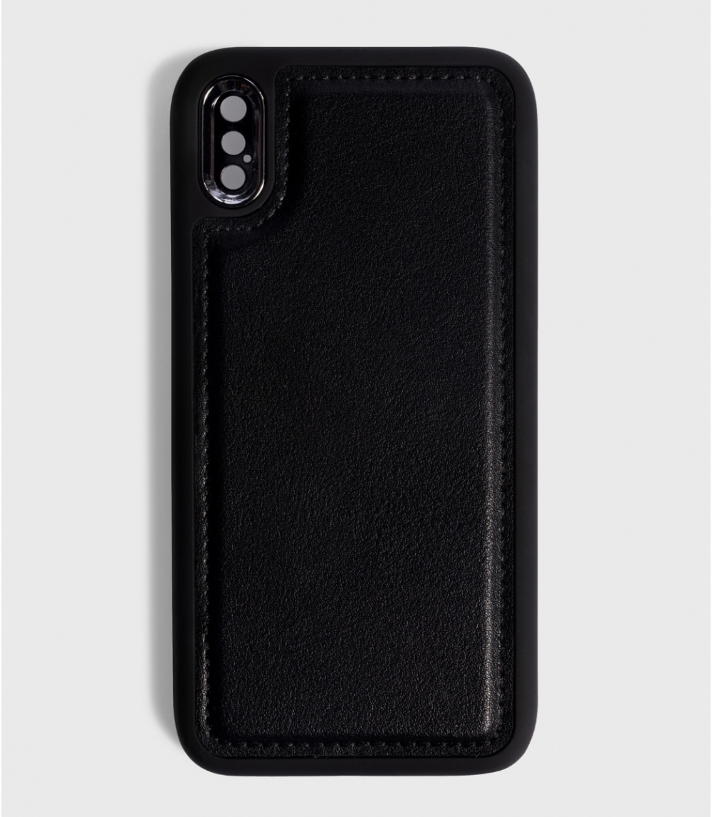 MAGNETIC MOBILE CASE IPHONE  X / XS, Black