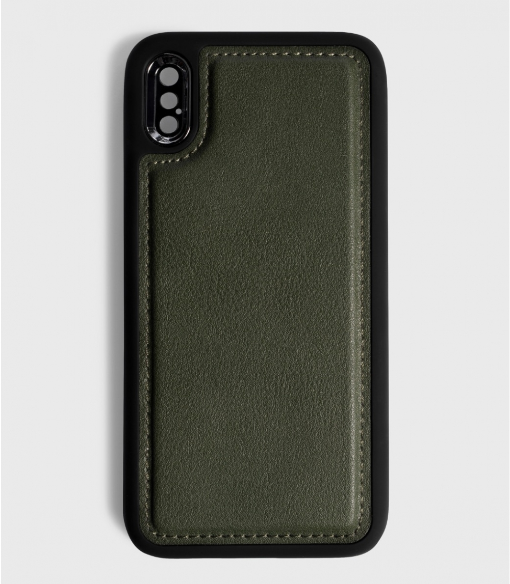 MAGNETIC MOBILE CASE IPHONE  X / XS, Deep Green