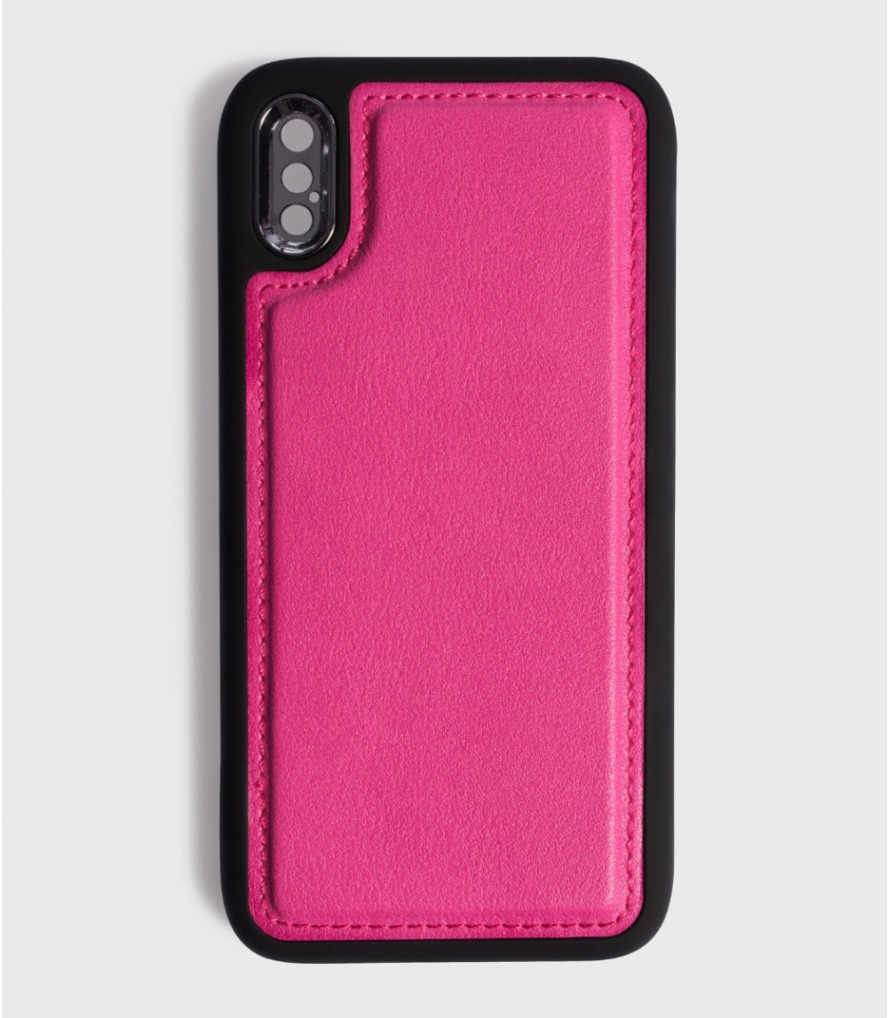 MAGNETIC MOBILE CASE IPHONE  X / XS, Punch Pink