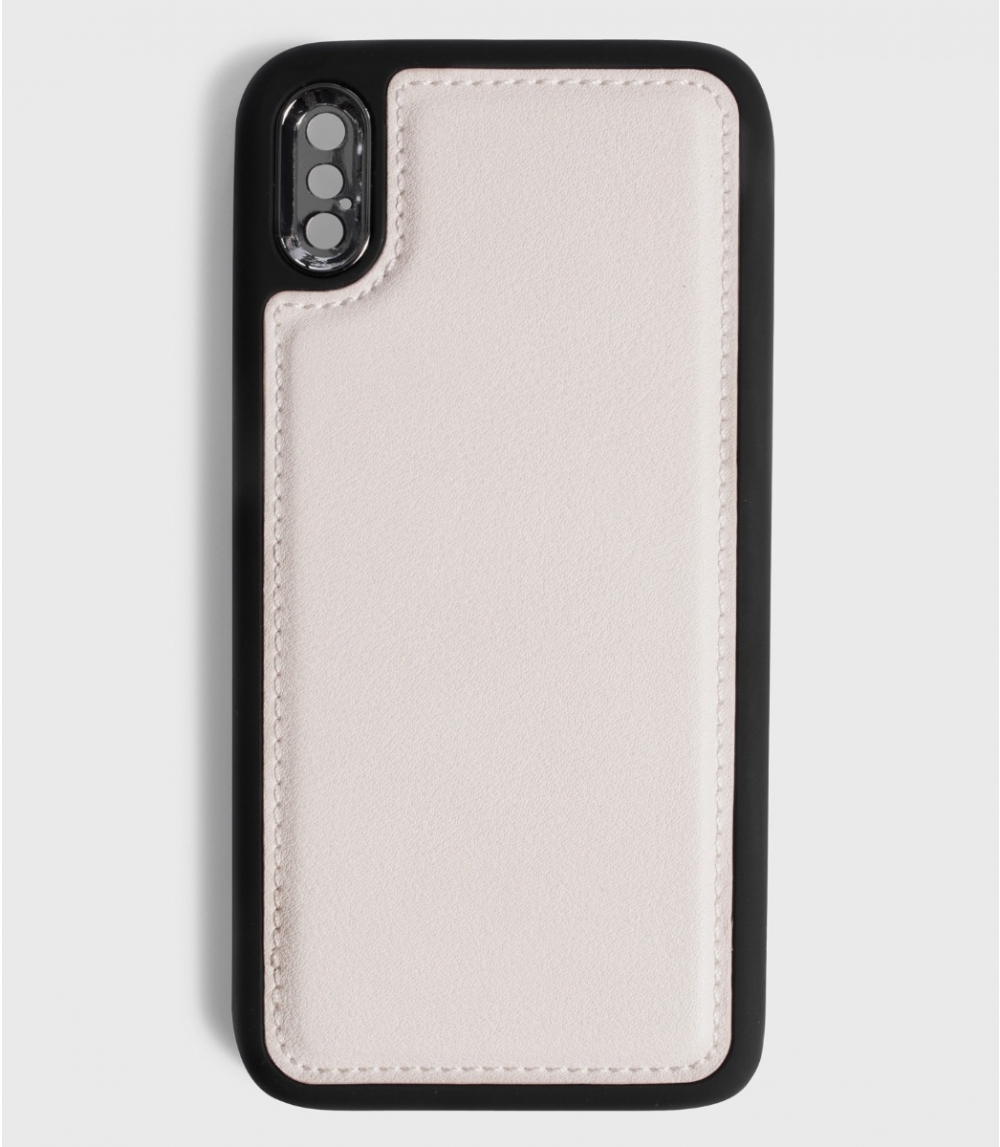 MAGNETIC MOBILE CASE IPHONE  X / XS, Cold Offwhite
