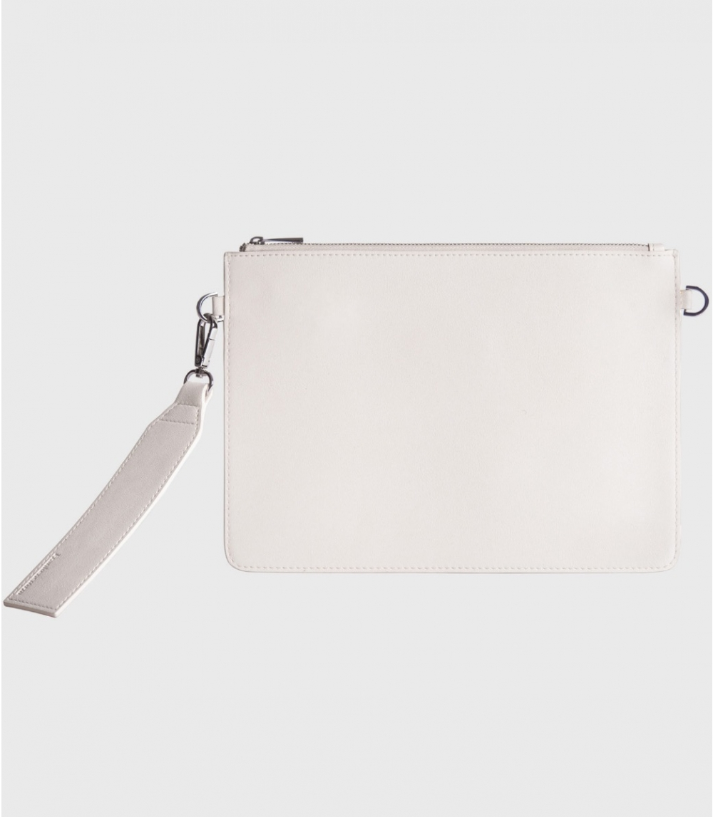 CLUTCH, Cold Offwhite