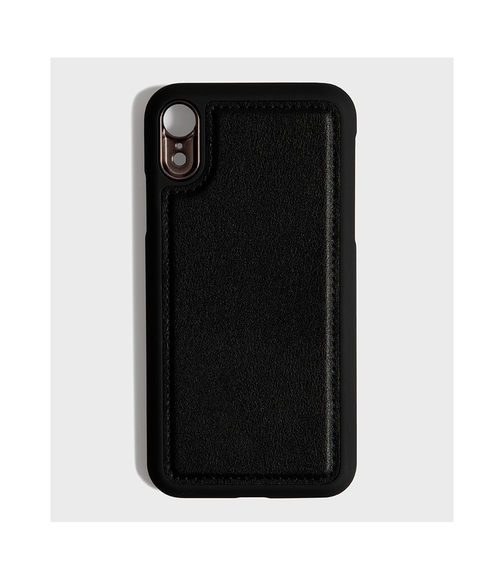 MAGNETIC MOBILE CASE IPHONE  XR, Black